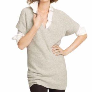 J. Crew Alpaca Tunic Sweater XS